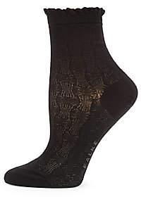 Falke Women's Galore Lace Crew Socks