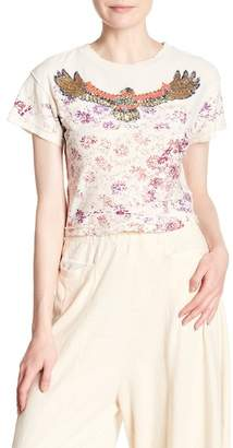 Free People Navigator Embellished Tee