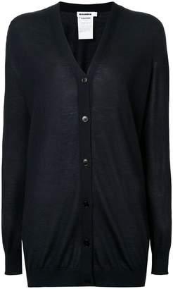 Jil Sander V-neck cardigan