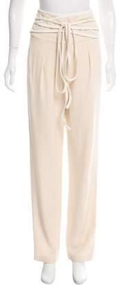 Rosie Assoulin 2017 High-Rise Wrap Pants w/ Tags