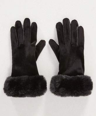 Anastasia Beverly Hills Faux Fur Gloves