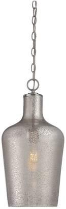 Laurèl Foundry Modern Farmhouse Carey 1-Light Cylinder Pendant