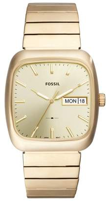 Fossil Rutherford Bracelet Watch, 38mm x 41mm