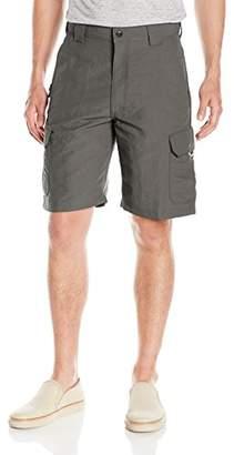 Wrangler Authentics Men's Outdoor Nylon Cargo Short