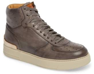 Magnanni Varro Hi Top Lace Up Sneaker