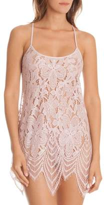 Jonquil In Bloom by Lace Chemise & Panties