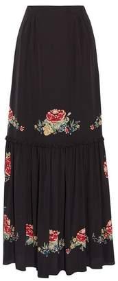 Vilshenko Long skirt