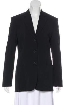 Max Mara Weekend Notch-Lapel Structured Blazer