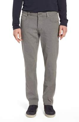 James Perse Straight Leg Five-Pocket Pants