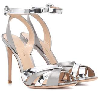 Gianvito Rossi Multi-strap High leather sandals