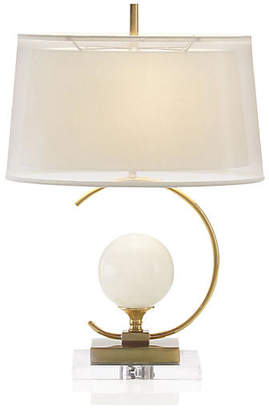John-Richard Collection Eclipse Table Lamp - Clear
