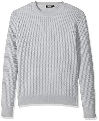 J. Lindeberg Men's Cotton Cable Sweater