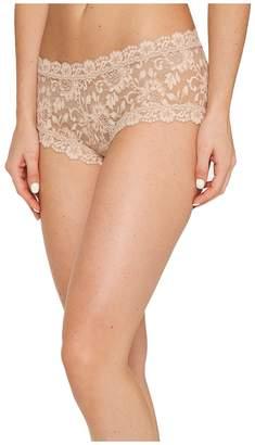 Hanky Panky Cross Dye Signature Lace Boyshort Women's Underwear