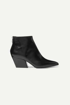 Freya Aeydē Leather Ankle Boots
