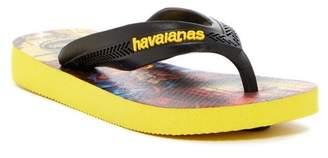 Havaianas Max Heroes Flip-Flop (Toddler, Little Kid, & Big Kid)