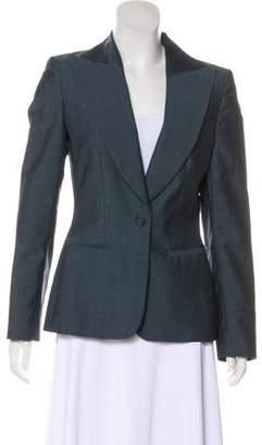 Alexander McQueen Vintage Structured Blazer