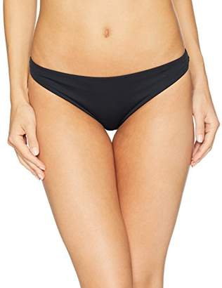 Roxy Junior's Softly Love Moderate Reversible Bikini Swimsuit Bottom,M