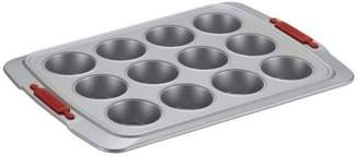 Cake Boss Deluxe Bakeware Nonstick 12-Cup Muffin Pan