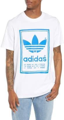 adidas Vintage Logo Graphic T-Shirt