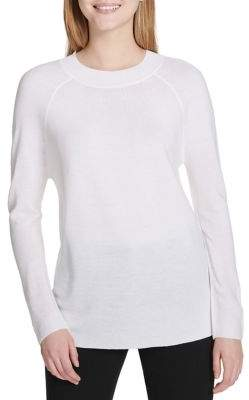 Calvin Klein Long-sleeve Knitted Sweater