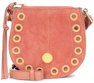 See by Chloe Small Kriss Hobo suede shoulder bag