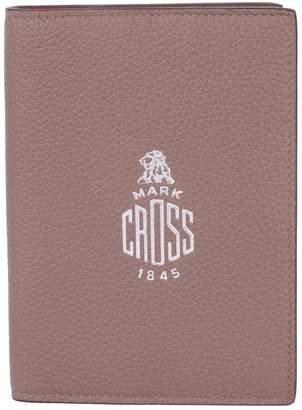 Mark Cross Brown Passport Cover
