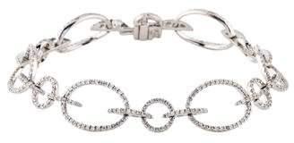 Meira T 14K Diamond Link Bracelet