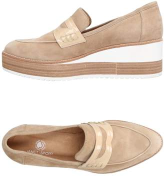 Janet Sport Loafers - Item 11474241WS