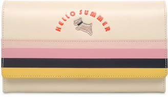 Radley London Large Leather Flapover Matinee Wallet
