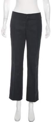 Gucci Mid-Rise Wide-Leg Pants
