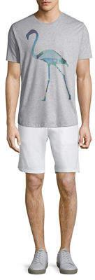 Civil Society Men's Resort Guy Tailored Linen Shorts