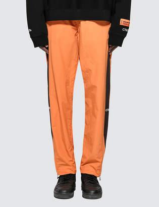 Heron Preston Ctnmb Side Stripe Loose Pants