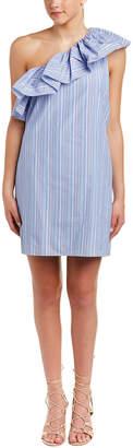 Parker One-Shoulder Dress