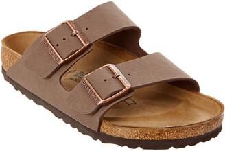 51283f3a1ae3 Birkenstock Arizona Birko-Flor Leather Sandal