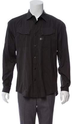 G Star Casual Point Collar Shirt
