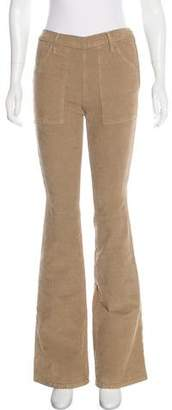 Frame Mid-Rise Corduroy Pants w/ Tags