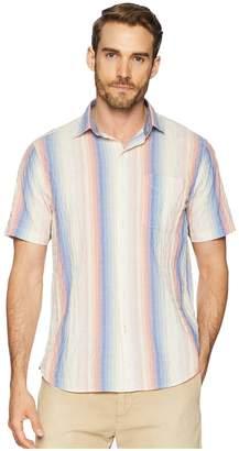 Tommy Bahama La Prisma Stripe Camp Shirt Men's Clothing