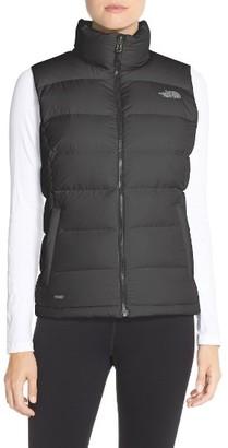 Women's The North Face Nuptse 2 Down Vest $149 thestylecure.com