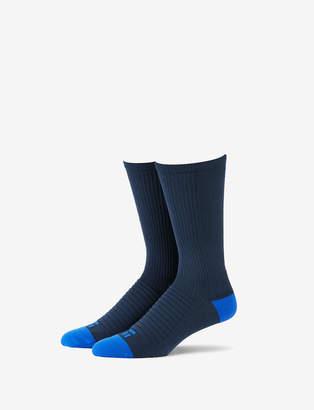 Tommy John Go Anywhere Heel Toe Sock