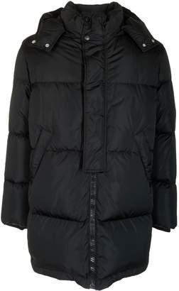 MSGM Padded Raincoat