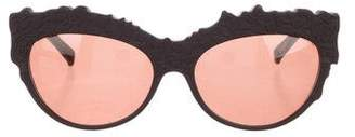 Marni Tinted Resin Sunglasses