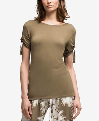 DKNY Slouch-Sleeve Soft Top, Created for Macy's