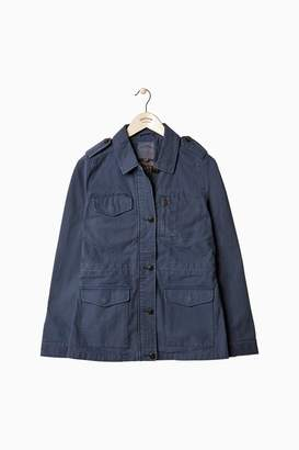 Next Womens FatFace Blue Suffolk Jacket
