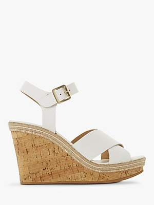 Dune Karllotta Wedge Heel Sandals