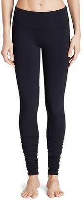 Alo Yoga Goddess Ribbed Leggings $94 thestylecure.com