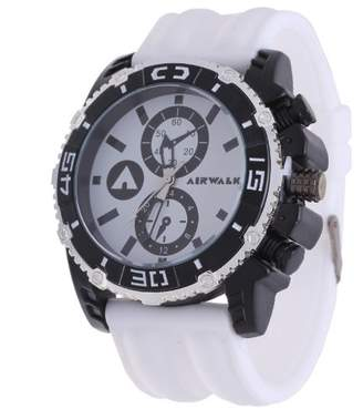 Airwalk Unisex AWW-5057-WT Analog Watch