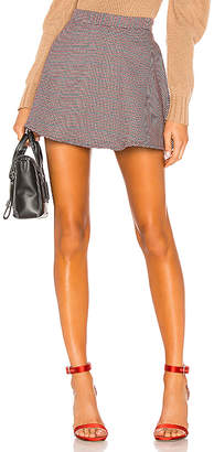 LPA High Waist Mini Skirt
