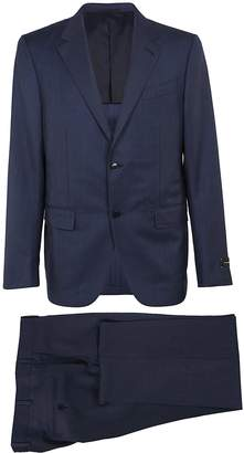 Ermenegildo Zegna Single Breasted Summer Suit