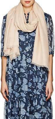 Barneys New York Women's Micro-Sequin Cashmere-Blend Gauze Scarf