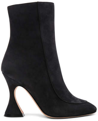 Sies Marjan Nubuck Leather Emma Boots